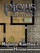 Ptolus Adventure Maps: Madame Kaethea's House