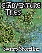 e-Adventure Tiles: Swamp Shoreline