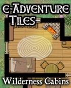 e-Adventure Tiles: Wilderness Cabins