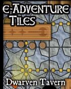 e-Adventure Tiles: Dwarven Tavern