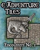 e-Adventure Tiles: Encounters No. 1