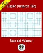 Classic Dungeon Tiles: Base Set Volume 1