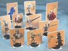 Skeletons x 10 paper minis 3D