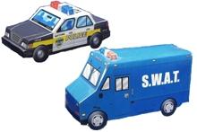 Police Car & S.W.A.T. Van