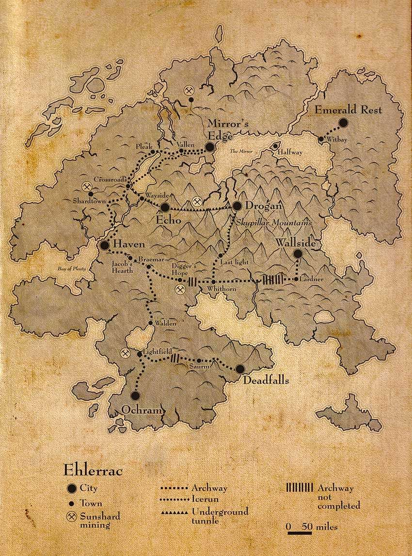 maps of the imagination pdf