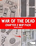 War of the Dead: Chapter 2 map pack