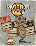 The Mutation Deck (plastic case)