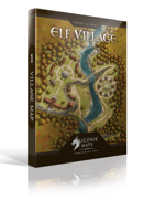 Elf Village - Commercial License