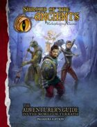 Shroud of the Ancients D5RPG: The Adventurer's Guide to the World of Terrath - Premiere Edition