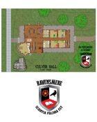 Ravensmere Academy - Culver Hall - Hex Grid