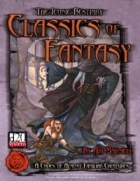 Lions Den Press: The Iconic Bestiary -- Classics of Fantasy