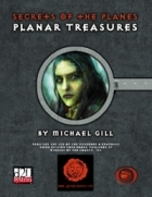 Lions Den Press: Secrets of the Planes -- Planar Treasures