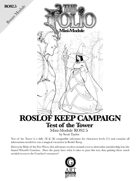 The Folio #2.5 Test of the Tower [Mini-Adventure]