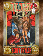 The Cursed Legion [Mid-Winter War Vol. 1]