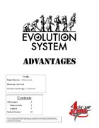 Evolution System: Advantages