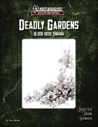 Deadly Gardens: Blood Rose Swarm