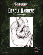 Deadly Gardens Volume 4: Ophidian Vine