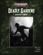 Deadly Gardens: Deathcap Fungus