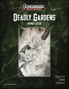 Deadly Gardens: Hypno-Lotus