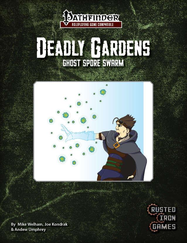 Deadly Gardens: Ghost Spore Swarm
