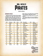 Roll With It! Pirates