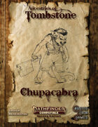 Ancestries of Tombstone Chupacabra