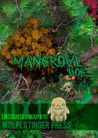 Wolpertinger Press - Mangrove Bog (Encounter Map)
