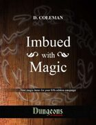 Imbued with Magic