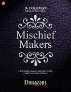 Cover of Mischief Makers
