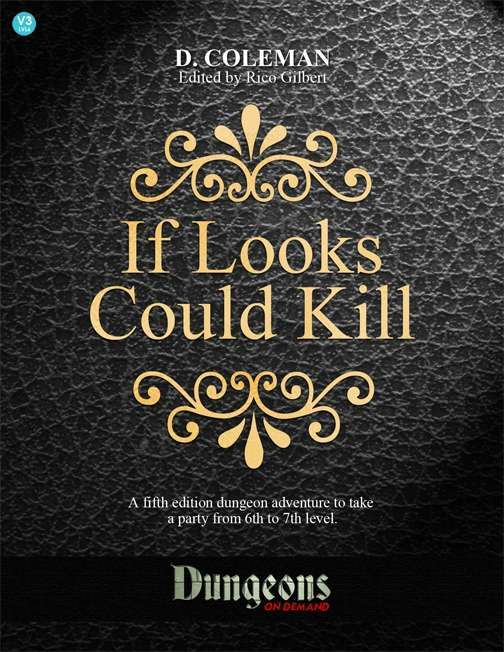 Cover of If Looks Could Kill