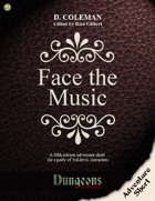 Face the Music (Level 3 PCs)