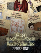 Pages from the Lost Grimoire: Series 1 [BUNDLE]