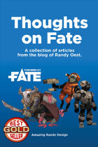 Thoughts on Fate: A Collection of Essays on the Fate RPG