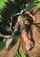 Cover full page - Adventurer - RPG Stock Art