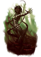 Character - Dryad - RPG Stock Art
