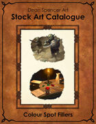 Catalogue - Colour Spot Fillers - RPG Stock Art
