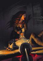 Cover full page - Vampire - RPG Stock Art