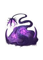 Filler spot colour - alien plant - RPG Stock Art