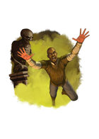 Filler spot colour - trap: poison gas - RPG Stock Art