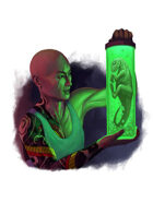 dinosaur embryo container - RPG Stock Art