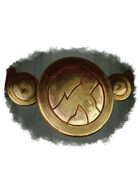 Filler spot colour - item: amulet - RPG Stock Art