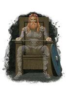Filler spot colour - character: bygone hero - RPG Stock Art