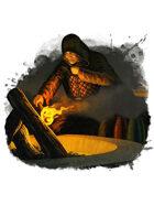 Filler spot colour - event: lighting signal fire - RPG Stock Art