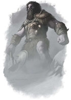 Character - Death Giant - RPG Stock Art