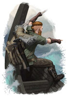 Character - Explorer Viking - RPG Stock Art