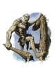 Filler spot colour - character: troglodyte - RPG Stock Art