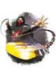 Filler spot colour - character: ninja fire - RPG Stock Art