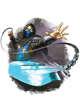 Filler spot colour - character: ninja ice - RPG Stock Art
