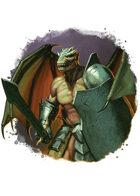 Filler spot colour - character: mawgrim - RPG Stock Art