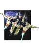 Filler spot colour line - vehicles: star fighter - RPG Stock Art